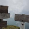 Mt Lafayette summit