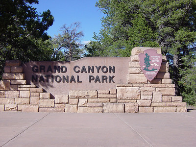 Grand Canyon National Park...June 2005