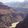 Views of the Colorado River from Plateau Point