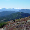 Looking south from summit of Mt Eisenhower