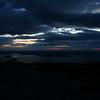 Waiting for sunrise on Cadillac Mountain