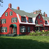 Roosevelt Cottage, on Campobello Island in New Brunswick, Canada
