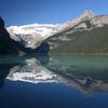 Early morning, Lake Louise