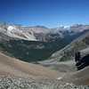 View from Wiwaxy Gap. (Yoho)