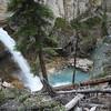 Lots of falls along Beauty Creek