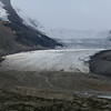 Athabasca Glacier, part of the Columbia Icefields