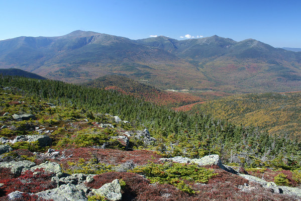 Mt Hight, WMNF...October 2007