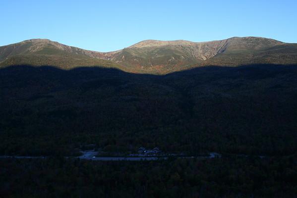 Mt Washington, WMNF...October 2007