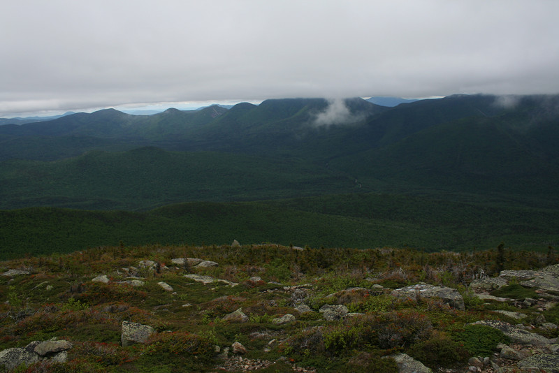 Eastern Pemi viewed from Bondcliff