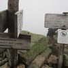 Summit of Mt Lafayette