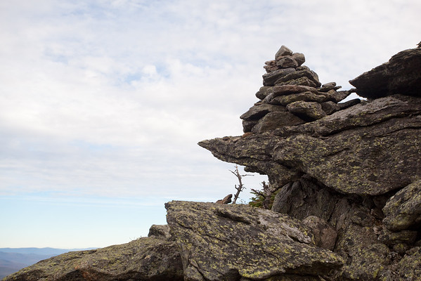 Caps Ridge Trail ... September 30, 2016