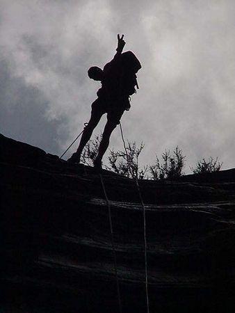 Behunin Canyon 2001 - Zion's NP