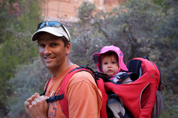 Zion's Camping Trip - April, 2011