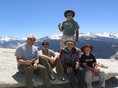 Half Dome 2006