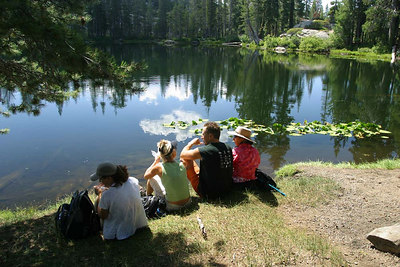 Loch Level Hike - Aug '06