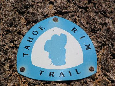 Men's Retreat - Tahoe Rim Trail, Sep '06