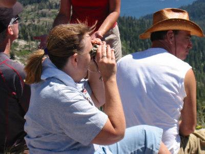 Mt Judah / Donner Loop - July '06
