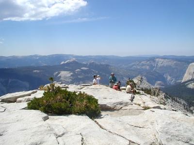 Yosemite Aug 08 Clouds