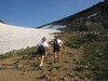 St Mary's Glacier to Ice Lake 7-1-2007 :