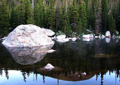 Isabelle Glacier 7-9-2008