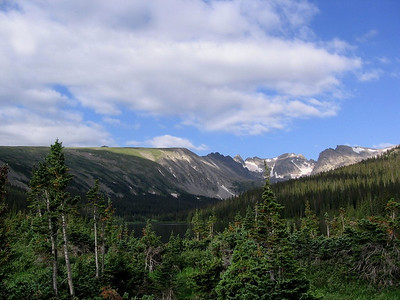 Indian Peaks Wilderness - Brainard Lake Recreation Area