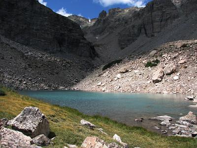Indian Peaks Wilderness - St Vrain