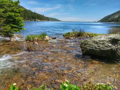 Fall River Reservoir 2015