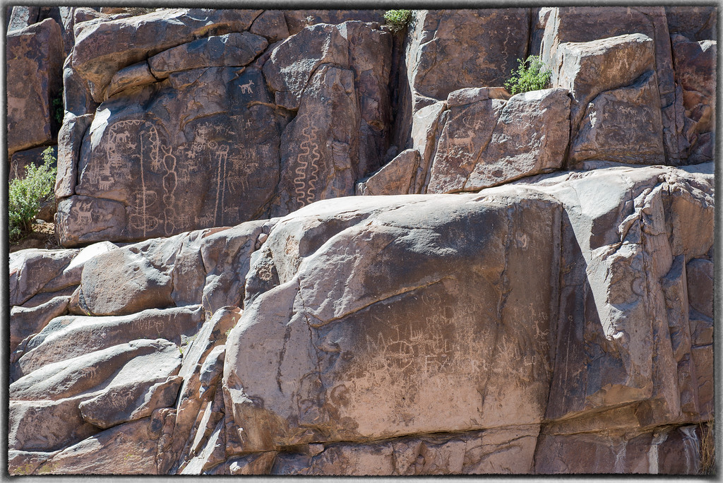 Hieroglyphic Trail in Superstitions