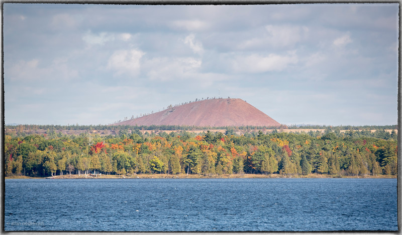 Bristol Mines Quebec Across the Ottawa River