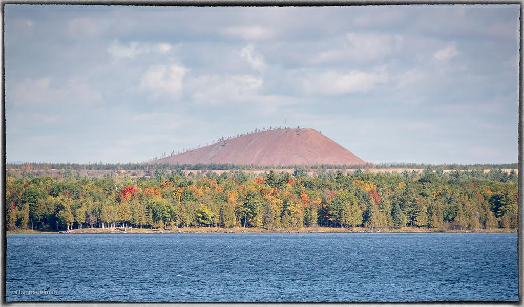 Bristol Mines Quebec Across the Ottawa River