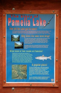 Story of Pamelia Lake