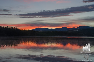 Chocorua Lake Sunset 7-23-16