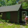 Fire warden's cabin.