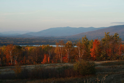 Bretton Woods and NH Sunset 2013