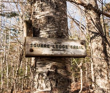 Square Ledge Hike 10-28-17