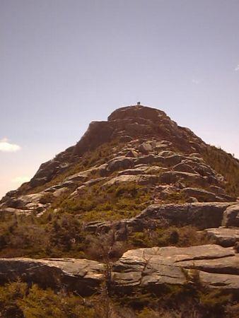 Mt Chocorua April 2002