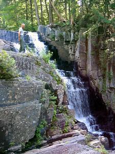 Also Little Wilson Falls