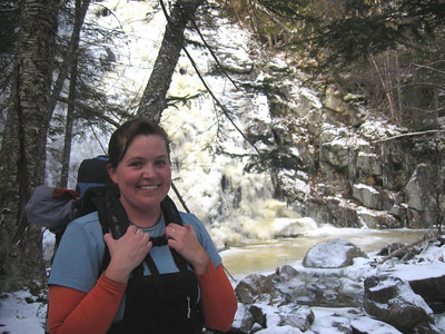 Me at Nancy Cascade
