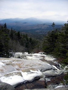 The view from the Norcross Pond outlet