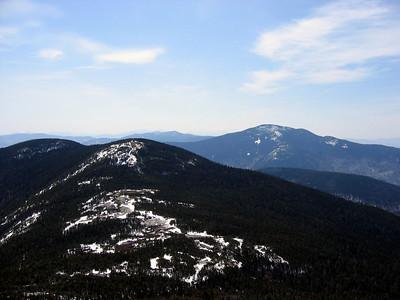 Appalachian Trail: Baldpates hike: April 17