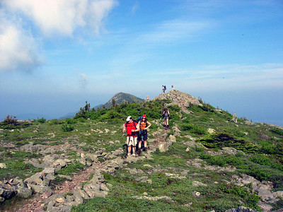 Appalachian Trail: Bigelows backpacking trip: June 24-25