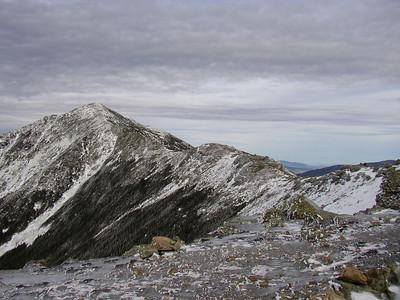 ** Franconia Ridge winter hike: Jan 2 **