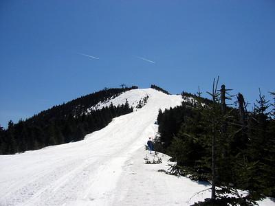 Mt. Ellen hike: April 10
