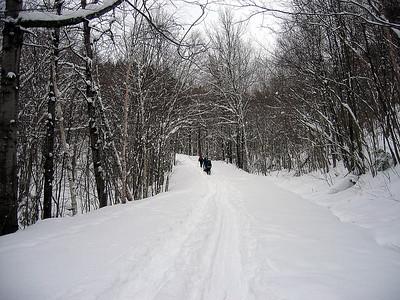 Mt. Mansfield winter solstice hike: Dec. 21