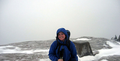 Me on Osceola\'s main peak... my 19th peak on the NH48 winter list