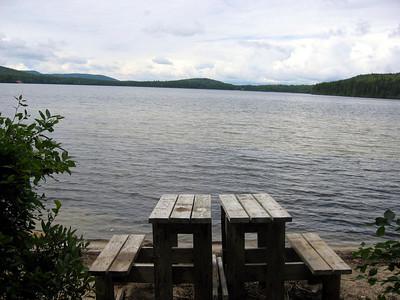 Sabbath Day Pond: Appalachian Trail hike: Aug. 24