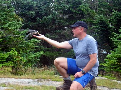 Waumbek hike: Aug. 14