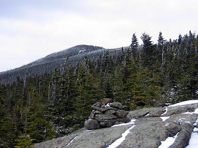 Moriah\'s summit