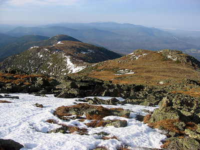 View of the Southern Presidentials