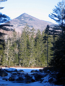 Owl\'s Head from Black Pond